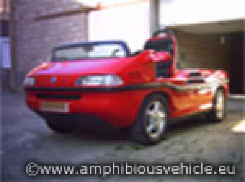 Hobbycar, 4X4